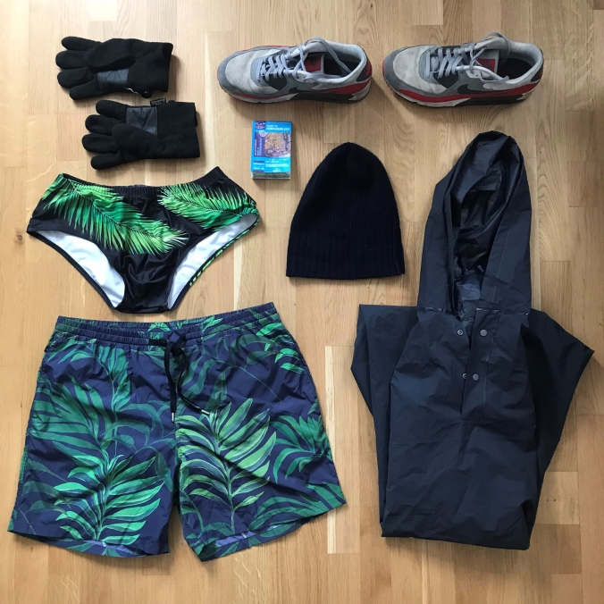 packing for the forest