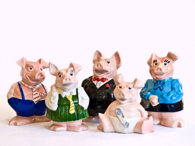Natwest Piggy Banks