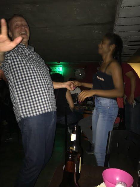 Dad salsa